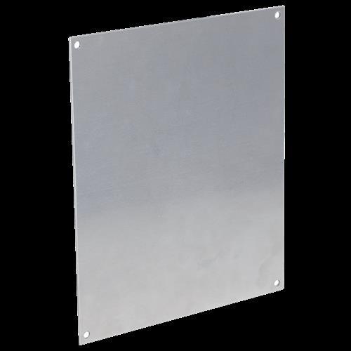 "STI BPA4836 Aluminum Backplate 48"" X 36"""