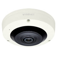 Wisenet X-Series XNF-8010R 6 Megapixel Network Camera - Fisheye