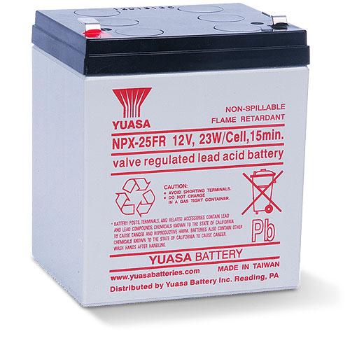 12 V 25wpc Battery