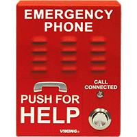 Emery Phone W/Extend Weaterprf