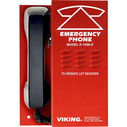 Elevatr Emergcy Phone-No Dial
