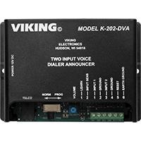 Viking Electronics K-202-DVA Two-input, multi-number auto d