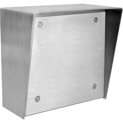 5x5 Stainless Steel Box
