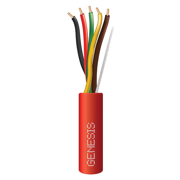 GENESIS 18/5 Solid Conductor Fire Alarm Cable