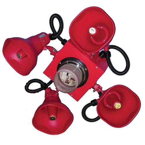 Cooper Wheelock STH-4MSR Cluster Loudspeakers with Strobe