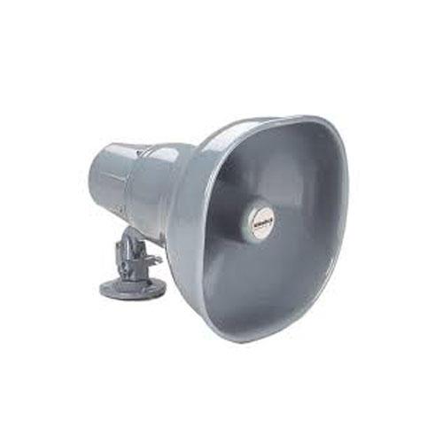 Eaton Wheelock STH-15S-ULC Supervised Horn Loudspeaker, Adjustable Mounting,15W,25/70V, Gray, ULC