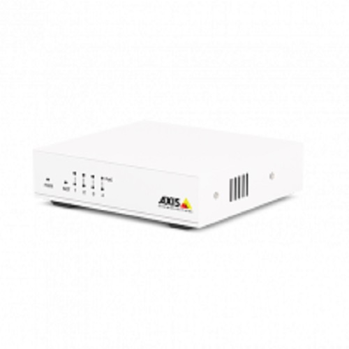 AXIS D8004 Unmanaged PoE Switch
