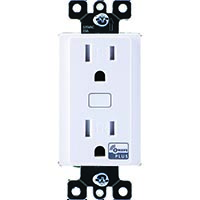 IN WALL DUPLEX OUTLET