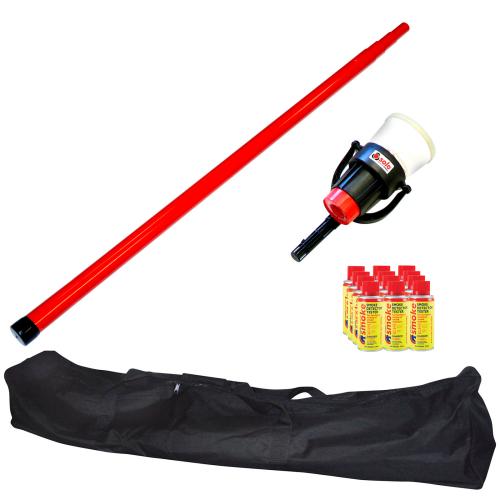 SDi SOLO809 KIT Starter Kit Smoke Detector Test Equipment