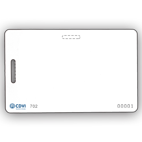 CDVI 702PCK25 CS Card for PosiProx/Pin/Xtend
